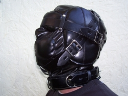 The Dreamer Sensory Deprivation Hood - Nostril Holes Only (VEGAN MATERIAL