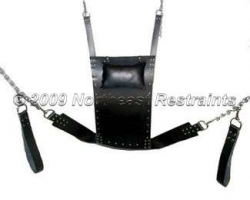 Heavy Duty Latigo Leather Sex Sling