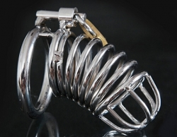 Jailhouse Chastity Device