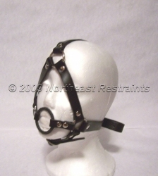 Head Harness with Ring Gag